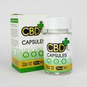 CBD + Capsules